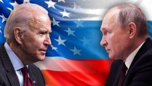 Karadenize savaş gemisi gönderme kararından vazgeçen ABDden Rusyaya yaptırım!