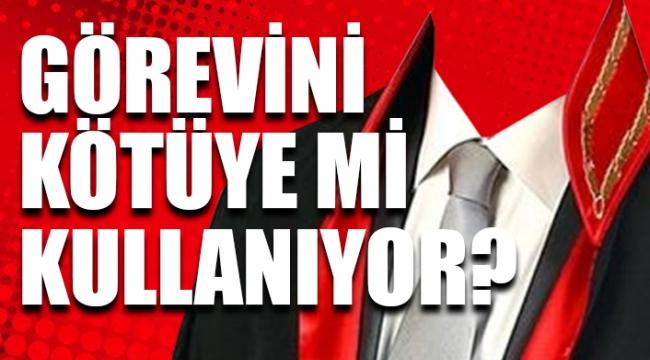 Sarayda çifte göreve atanan Mehmet Uçum hakkında skandal iddia