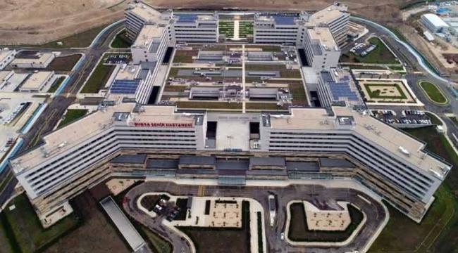 Şehir hastanesi müteahhitlerine milyarlık ödemelere sansür geldi