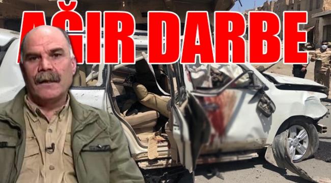 MİTten PKKnın üst düzey yöneticisine nokta operasyonu